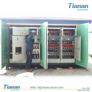 22kV High Voltage Compact SF6 Gas-Insulated Switchgear, RMU pictures & photos