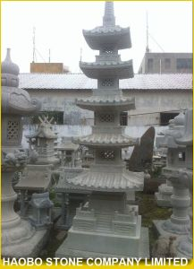 Large Garden Stone Pagoda pictures & photos
