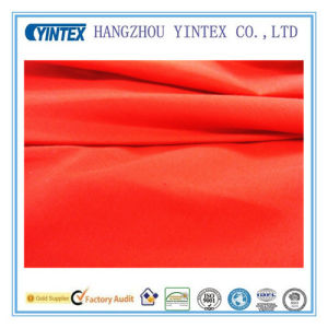 Red Cotton Polyester Broadcloth Fabric for Home Textiles pictures & photos