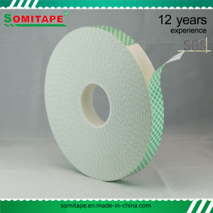 Somi Tape Sh333p Foam Double Sided Tape/PE Foam Tape for Construction Fixing pictures & photos