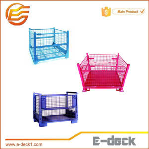 Galvanized Wire Mesh Container for Shopping Mall
