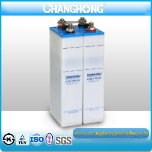 Changhong Sintered Type Nickel Cadmium Battery Kpx Series (Ni-CD Battery) pictures & photos