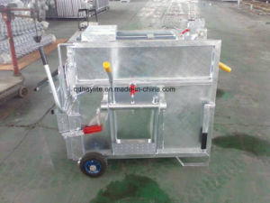 Mobile Livestock Equipment Galvanized Calf Box pictures & photos