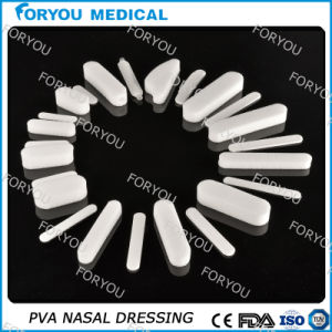 Foryou Medical FDA Approved New Premium Hemostatic Nasal Dressing Types of Nasal Packing pictures & photos