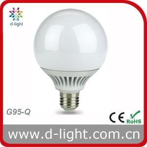 G95q 12W LED Global Bulb Aluminum Body