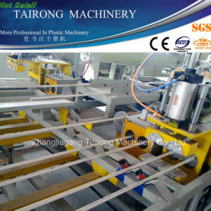 Four-Pipe Belling Machine for PVC Conduit Pipe (SGK 16-40) pictures & photos