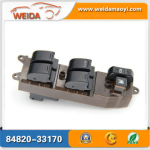 High Quality Auto Switch 84820-33170 Power Window Switch for Toyota Camry pictures & photos