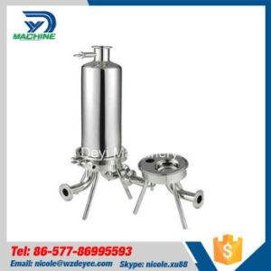 Stainless Steel Sanitary Microporous Filter pictures & photos