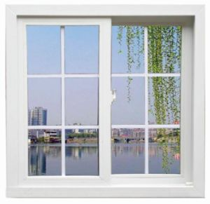 Conch 88 Sliding PVC/UPVC Window pictures & photos