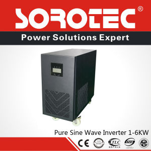 Solar Power System Pure Wave Inverter 3000W 24V pictures & photos