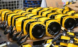 1ton New Type Manual Chain Hoist pictures & photos