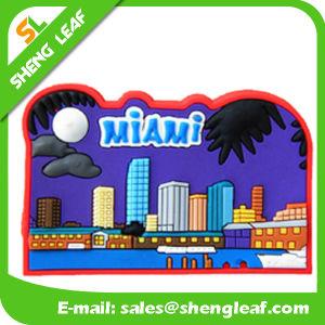 Promotional Souvenir Soft PVC Fridge Magnet 3D Rubber Fridge Magnet pictures & photos