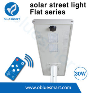 30W Solar LED Road Light Motion Sensor Induction LED Light pictures & photos