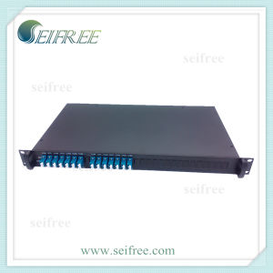 5-Channel 10-Wavelength Mux&Demux DWDM (with UPG/EXP ports) pictures & photos