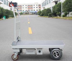 Durable Electric Platform Cart (HG-1010) pictures & photos