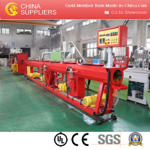 PP Steel Wire Pipe Extrusion Machine pictures & photos