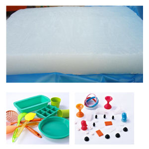 Silicone Raw Material Food Grade Htv Kitchenware Molding Solid Silikon Rubber pictures & photos