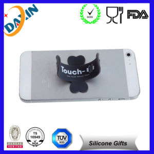 Mini Size Silicone Phone Stand pictures & photos