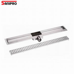 304 Stainless Steel Drain with Siphon for Bath Bathroom Shower Drain pictures & photos
