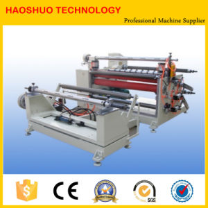Hx-1600fq Paper Roll Slitting Machine pictures & photos
