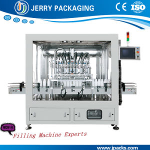 50-1000ml Automatic Soy Sauce Liquid Bottling Bottle Piston Filling Machine pictures & photos