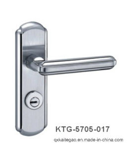(KTG-5705-017) Stainless Steel High Security Hollow Plate Handle pictures & photos