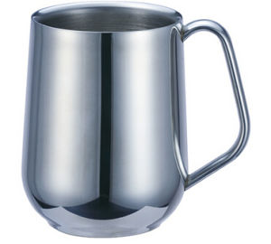 18/8 Stainless Steel Double Wall Mug Sdc-430 pictures & photos