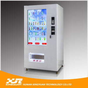 Soft Drinks Vending Machine with Refrigeration System/46 Inches Touch Screen Machine pictures & photos