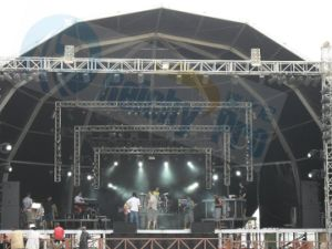 Outdoor Events Aluminum Stage Truss with Roof System pictures & photos