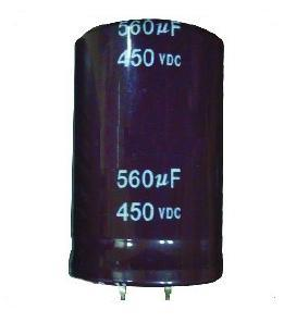 Useful of 8000 Hours at 105c Mz Snap Mount Type Aluminum Electrolytic Capacitor pictures & photos