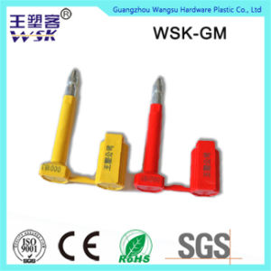 Shandong Factory Price High Quality Container Bolt Seal with Bar Code