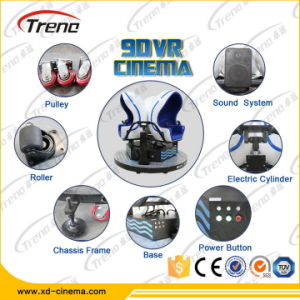 Zhuoyuan New Arrival Hot Sale 9d Cinema Virtual Reality pictures & photos