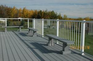 Aluminum Picket Railing (01) for Fence, Dek, Balcony, Corridor and Garden etc