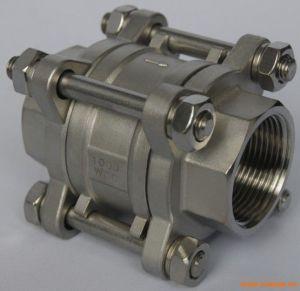 API 6D Forged Steel Three-Piece Trunnion Ball Valve (Q347F)