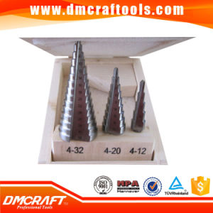 Fashionable Hot Sell HSS Step Drill Bit pictures & photos