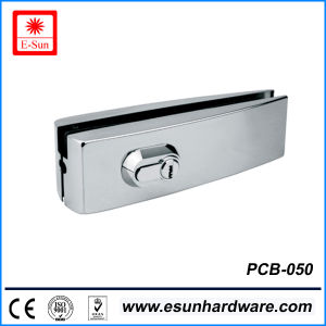 High Quality Aluminium Alloy Patch Fitting for Glass Door pictures & photos