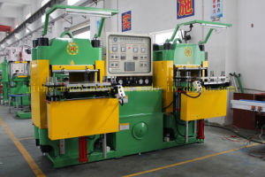 Rubber Silicone Gasket Heating Press Molding Machine Made in China pictures & photos