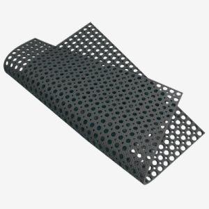 Acid Resistant Rubber Mat/Anti Slip Rubber Mat/Drainage Rubber Mat pictures & photos