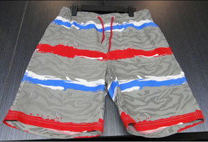 Strip Swimming Wear Beach Shorts with Factory Price pictures & photos