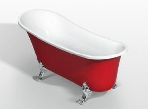 CE Approved European Hot Style Classical Bath (JL624) pictures & photos