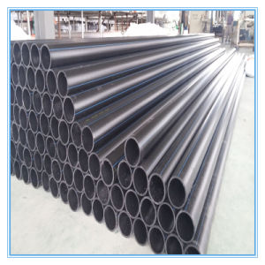 PE HDPE Water Pipe Hard Water Pipe PE Plastic Pipe pictures & photos