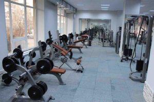 Black with EPDM Flecks Gym Flooring Rubber Mat pictures & photos