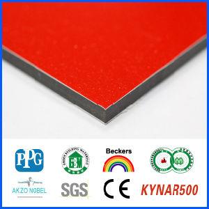 PVDF Exterior Aluminum Composite Sheet Cladding Manufacturer pictures & photos