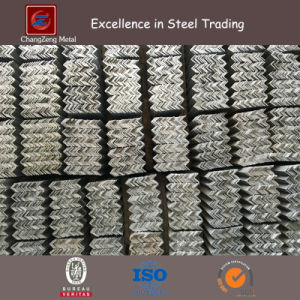 Hot Rolled Q235 Galvanized Angle Steel in Stock (CZ-A86) pictures & photos