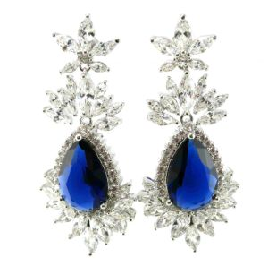 2016 Hot Sale and High Quality Fashion 925 Jewelry Sterling Silver Earring (E6230) pictures & photos