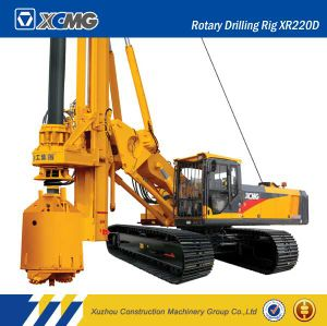 XCMG Official Manufacturer Xr220d Rotary Drilling Rig pictures & photos