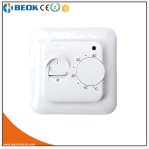 Manual Operate 220V Room Heating Thermostat for HVAC System pictures & photos