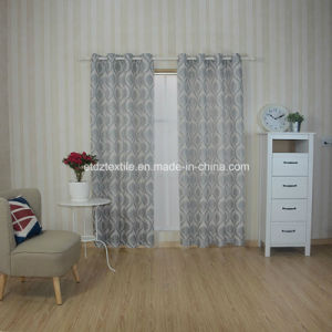 Newest Typical Special Yarn Dyed Linen Touching Curtain pictures & photos