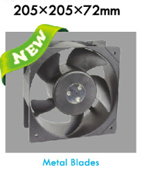 Hot Air Conditioner Axial Fan Blower (FL20572) pictures & photos
