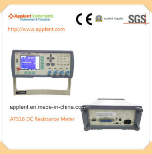 Micro Ohmmeter for Metal Defect Detection (AT516) pictures & photos